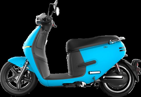 Ek1 moto electrica azul
