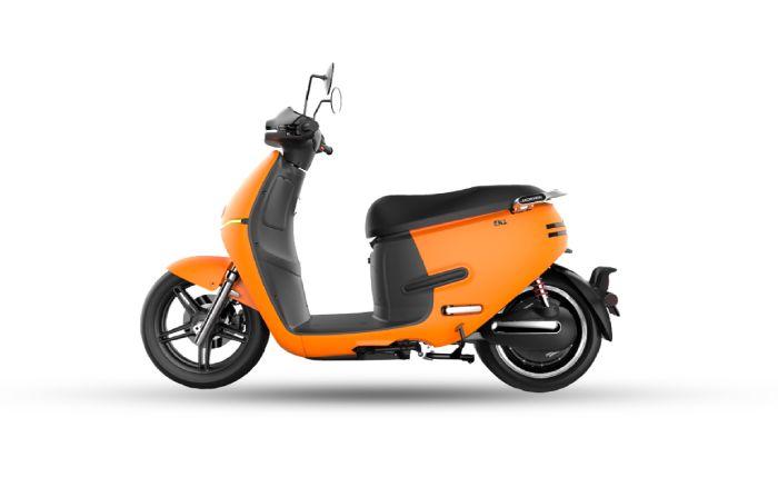 Ek1 moto electrica naranja