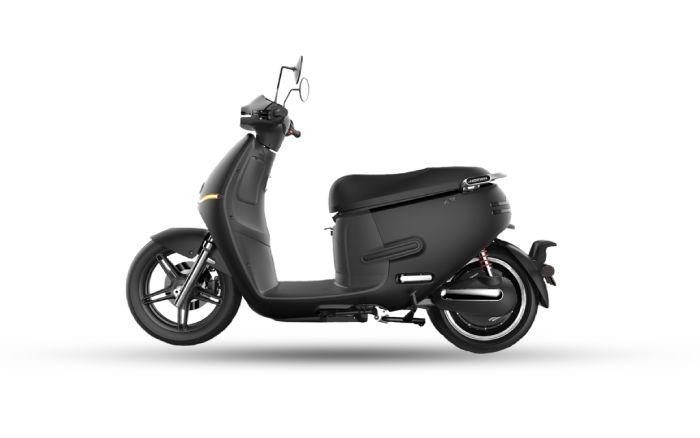 Ek1 moto electrica negra